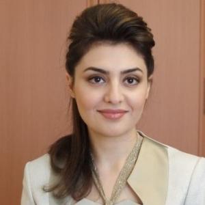 Dr Mahsa Oonchi